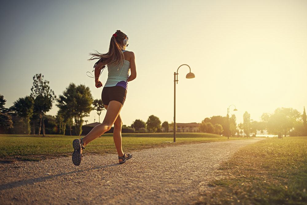 Sempre in allenamento all'aperto? Ricordati di proteggere la tua pelle!